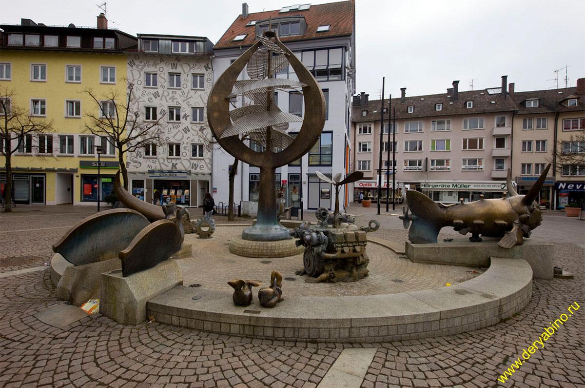 Фридрихсхафен Friedrichshafen