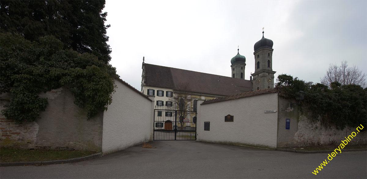 Замок Фридрихсхафен и Замковая церковь
