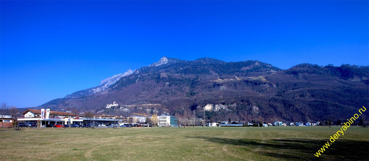 Лихтенштейн Liechtenstein Вадуц