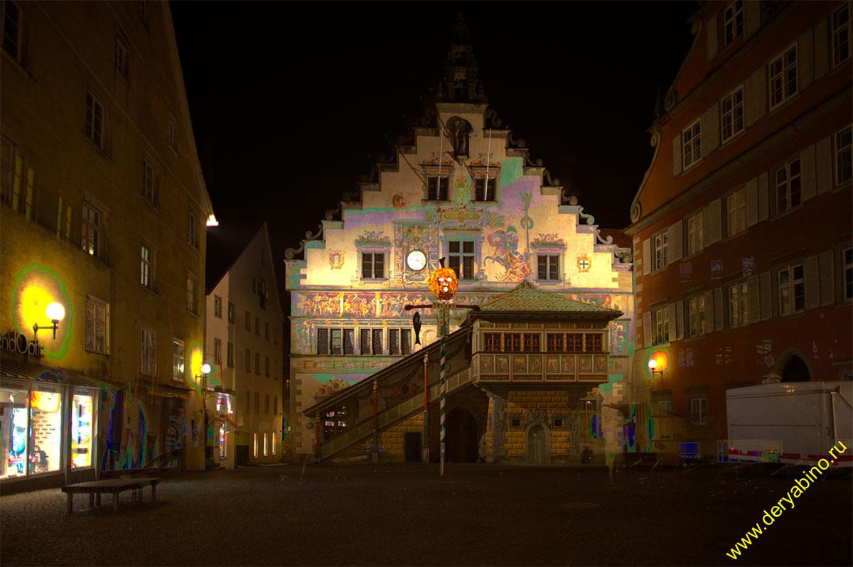 Линдау Ратуша Lindau Rathaus