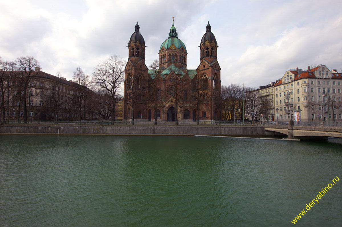 Мюнхен Lukaskirche