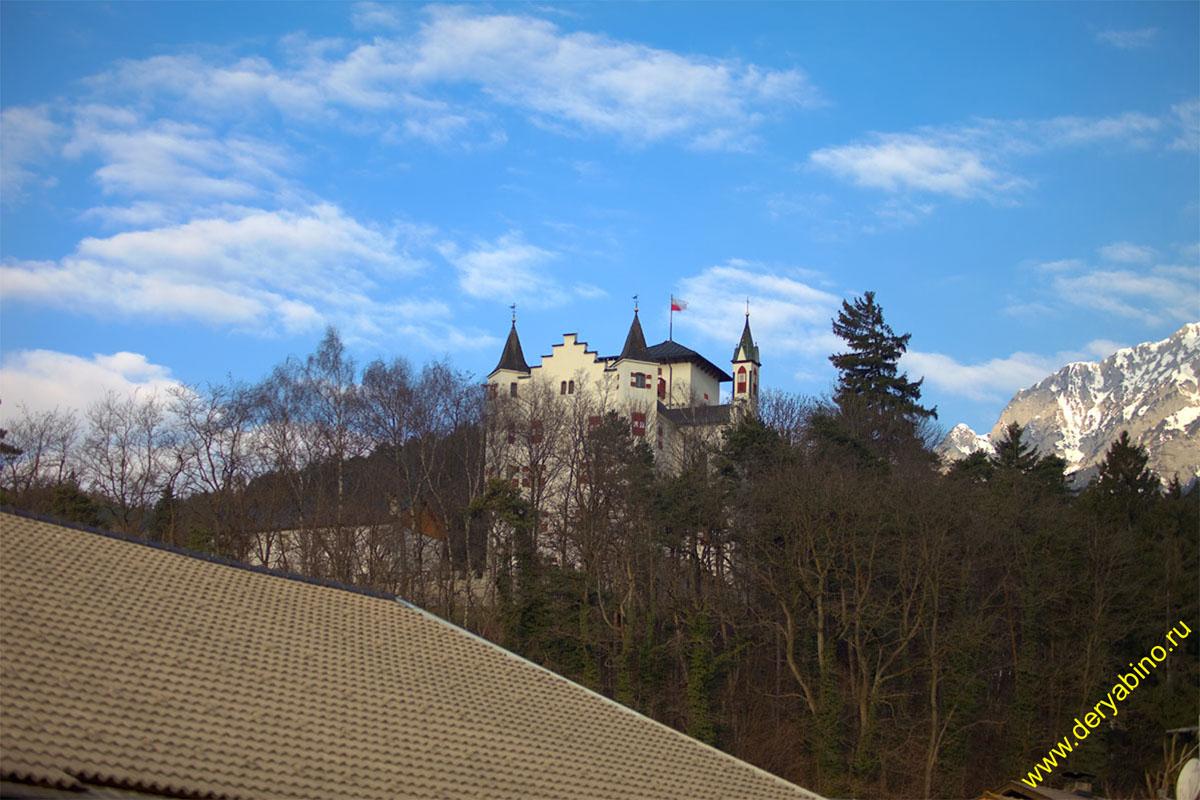 Фомп Vomp Schloss Sigmundslust