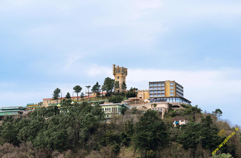 Страна Басков Basque Country Сан-Себастьян San Sebastian