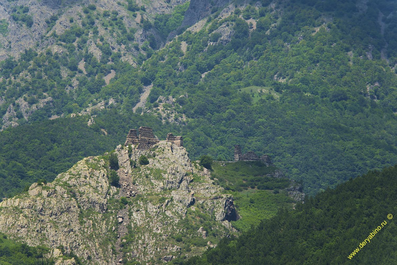 Аневско кале Болгария Anevo Fortress Bulgaria