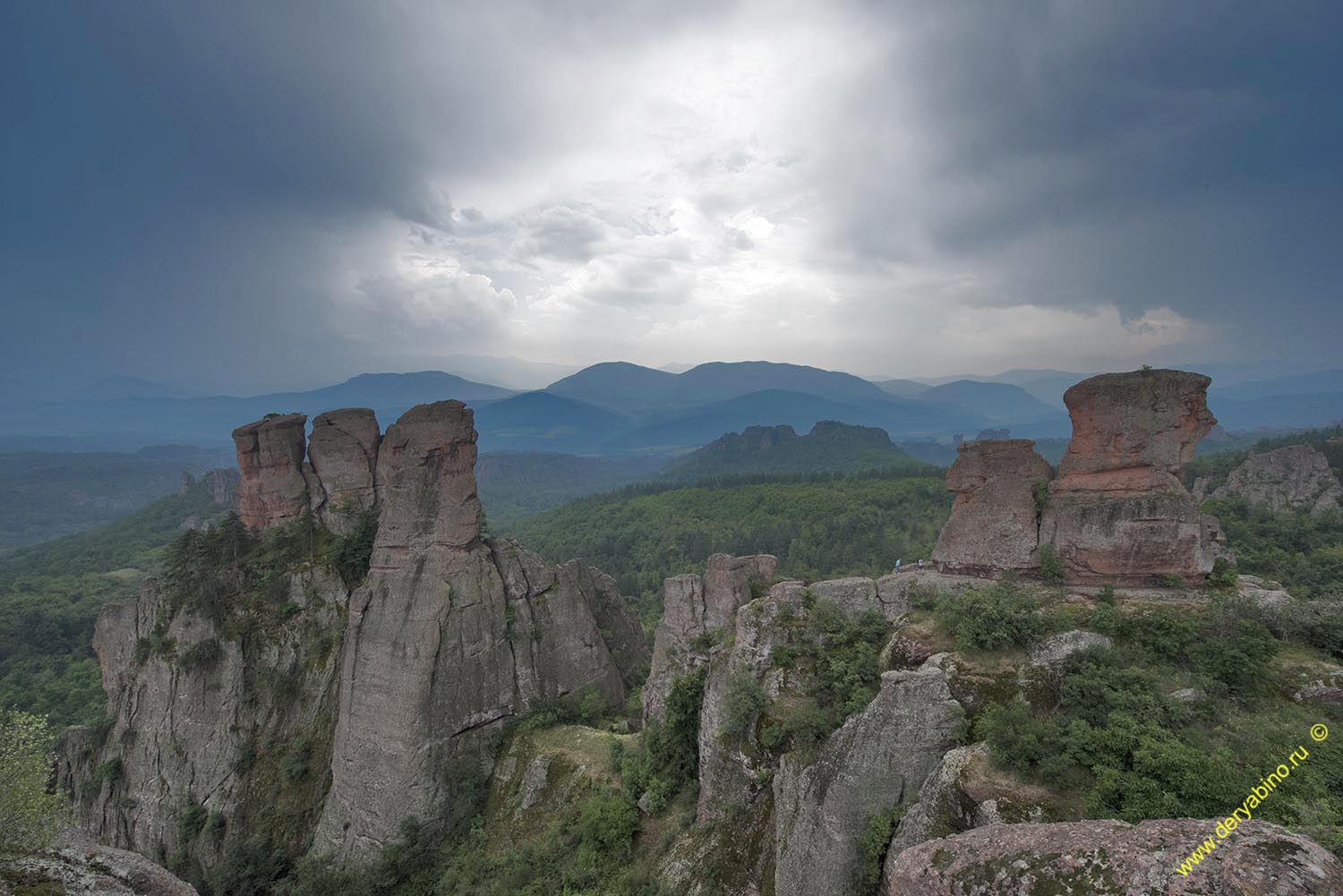Крепость Белоградчик Болгария Belogradchik Fortress Bulgaria