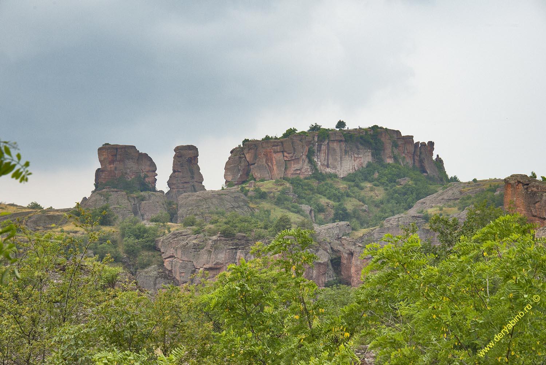 Скалы у села Боровица