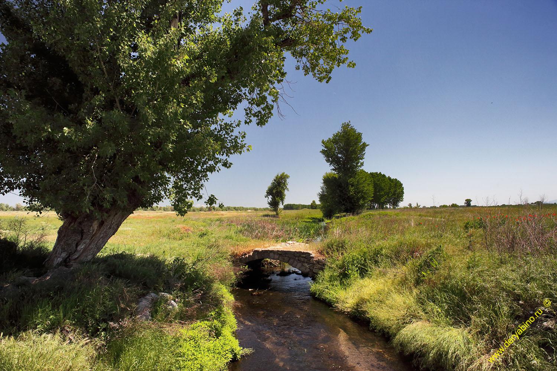 Римский мостик у села Званичево
