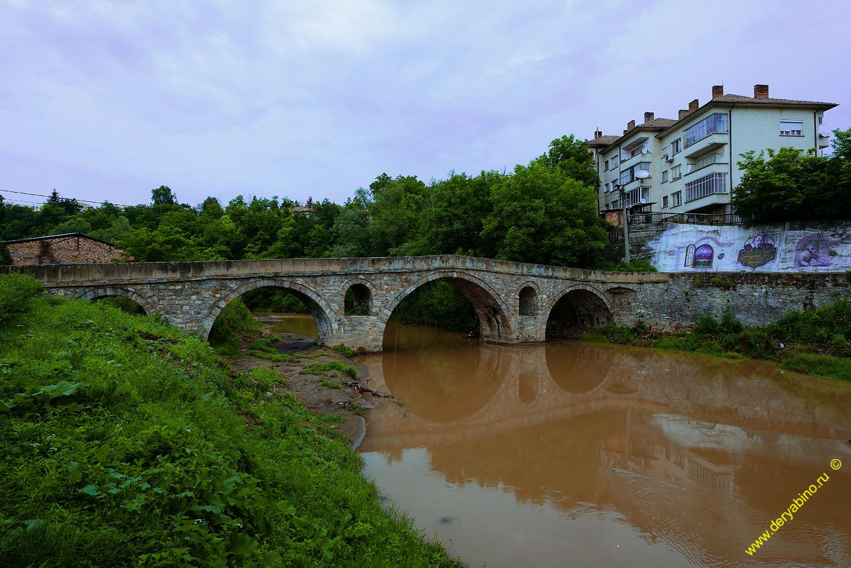 Мост Колю Фичето в селе Дряново