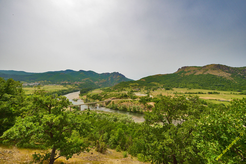 Мост у г.Маджарово
