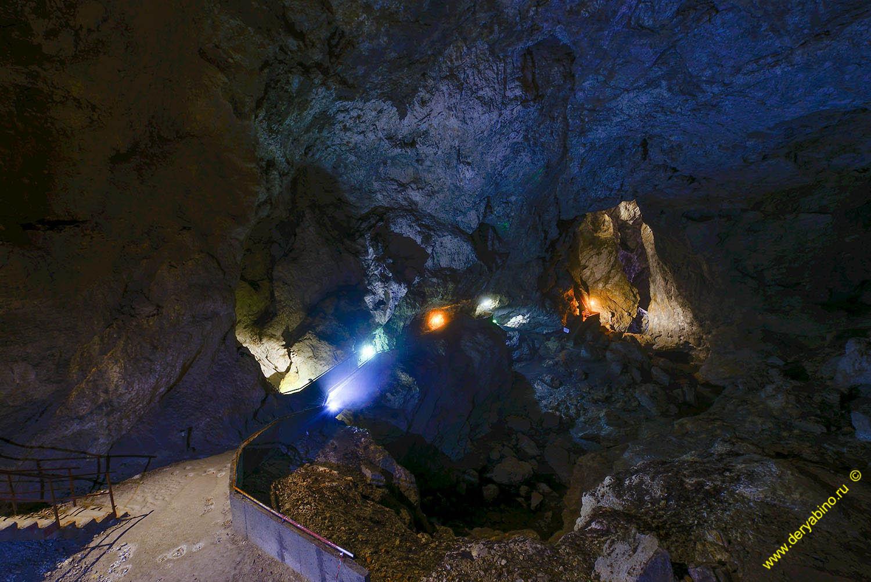 Пещера Дьявольское горло