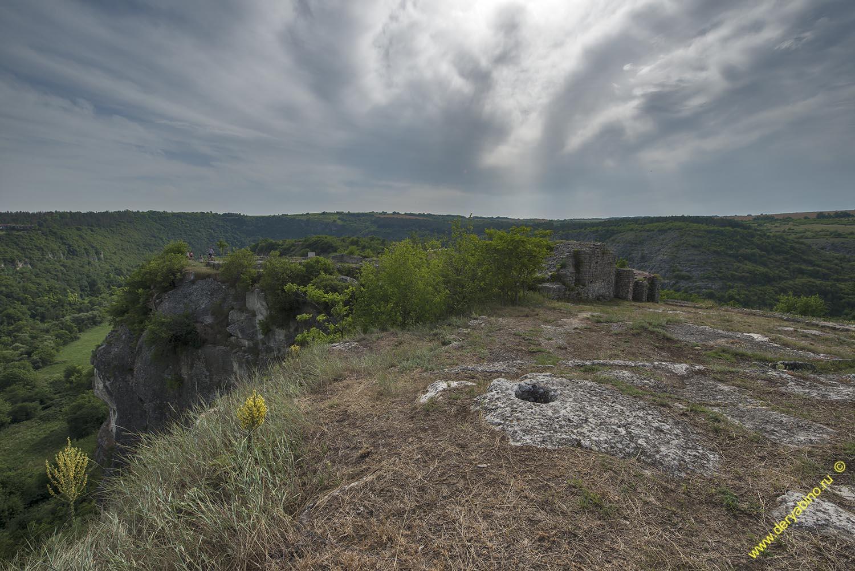 Крепость Червен Болгария Bulgaria