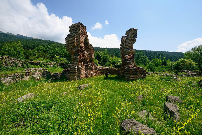 Еленска Базилика Болгария Elenska Basilica Bulgaria