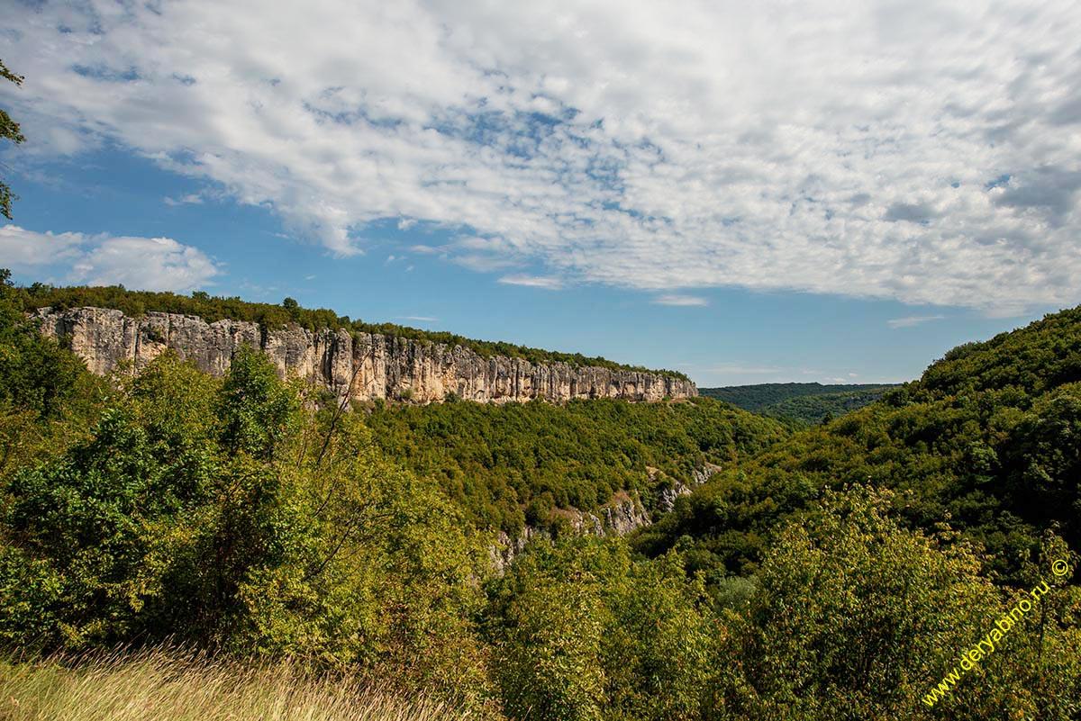Еменский каньон Болгария Negovanka River Canyon Bulgaria