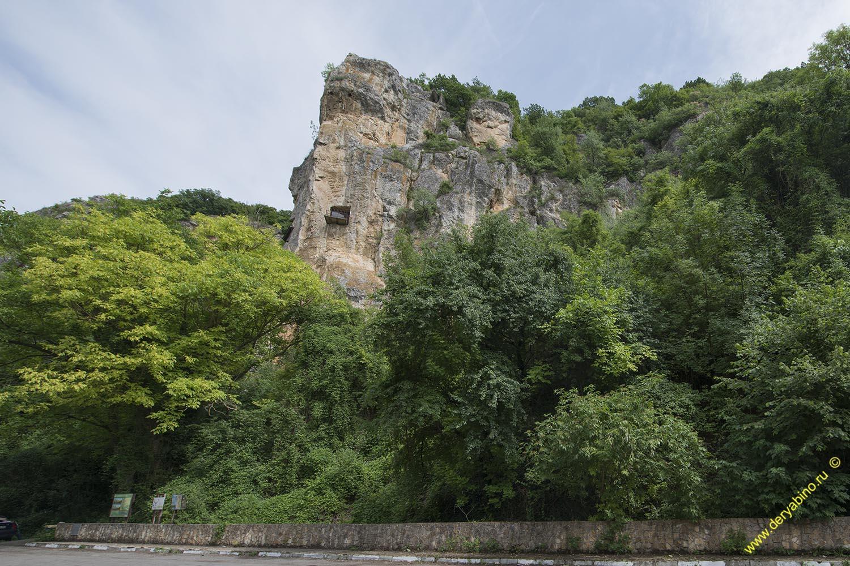 Скальная церковь св.Богородицы