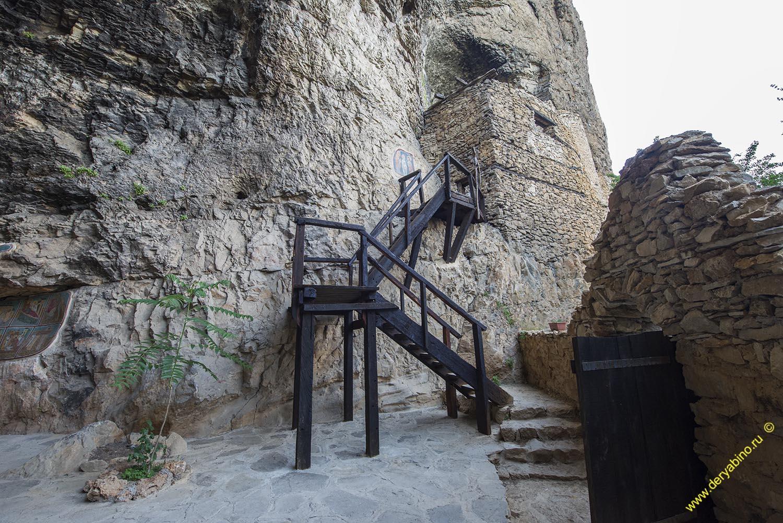 Скальный монастырь св.Николая (Григора)