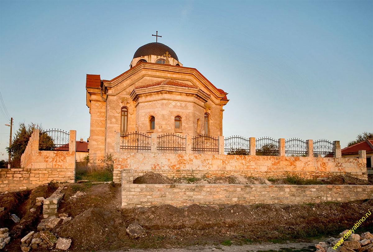село Болгарево, Петропавловская церковь
