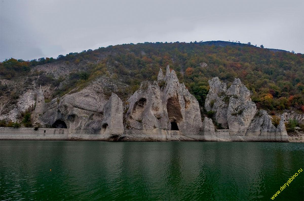 Чудные скалы Wonderful Rocks Болгария Bulgaria