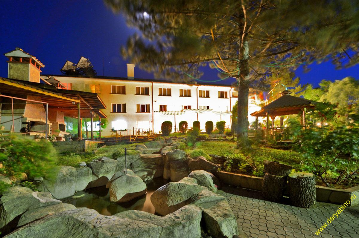 Отель Рай Маджарово Madzharovo hotel Rai