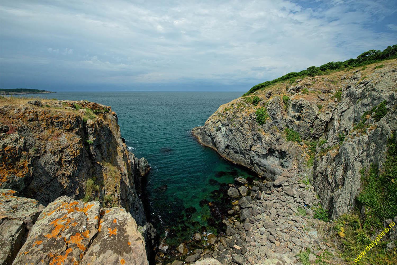 мыс Маслен нос Болгария Bulgaria