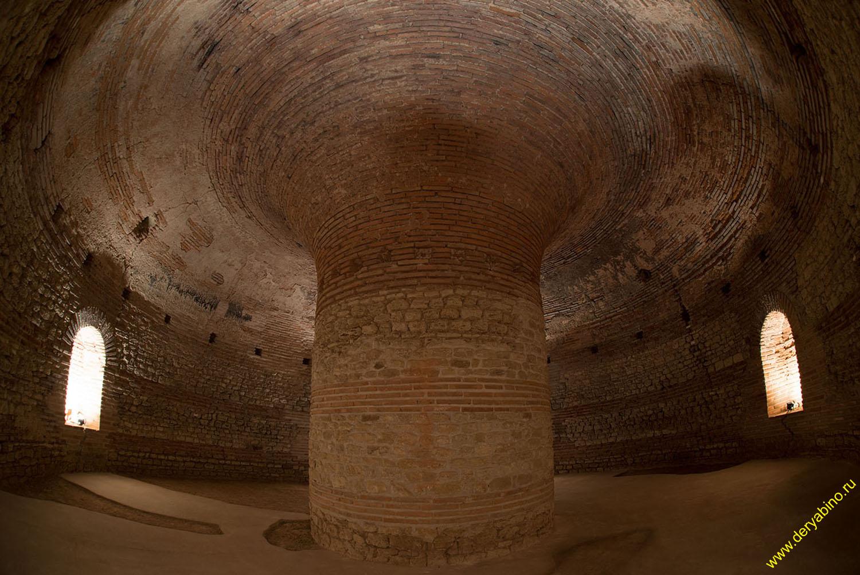 Купольная гробница Поморие Болгария