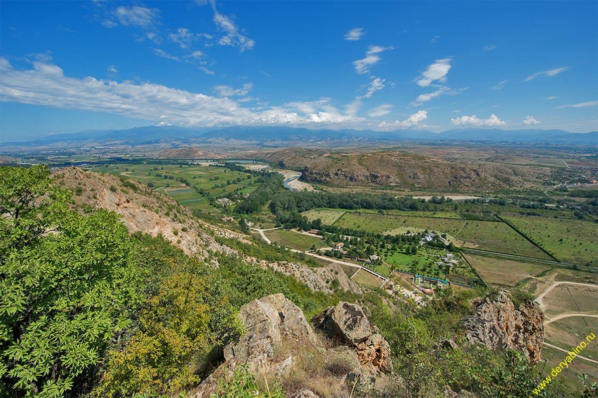 Сандански гора Кожух Болгария Bulgaria