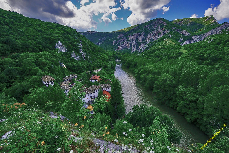 монастырь Черепишки