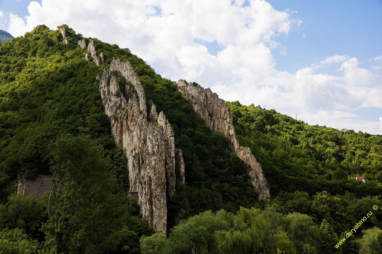 Скалы Ритлите