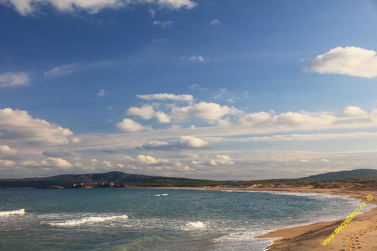 Св.Томас Шоферской пляж Болгария St.Tomas Bulgaria