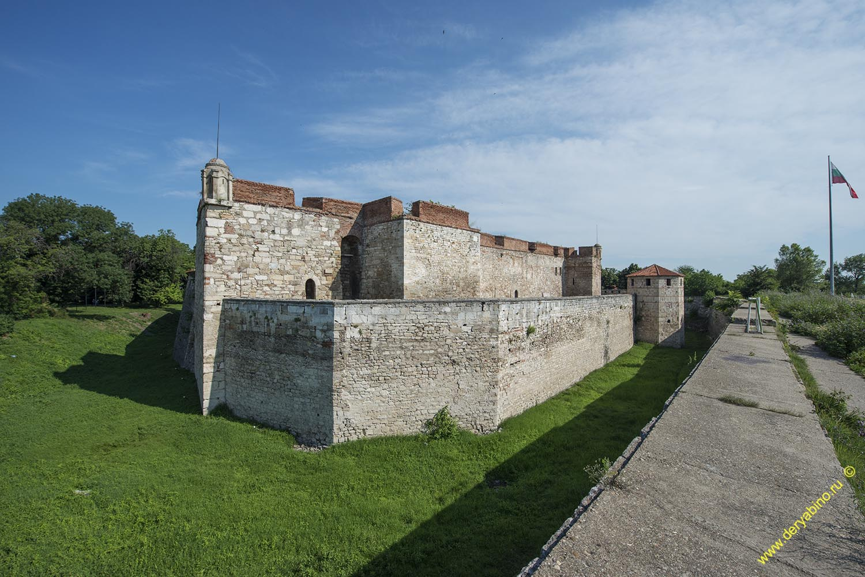 Крепость Баба-Вида Болгария Bulgaria