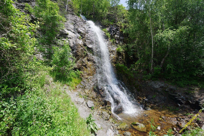 Антоновский водопад