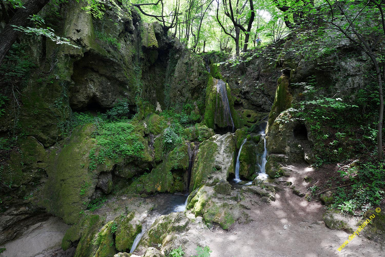 Бачковский водопад