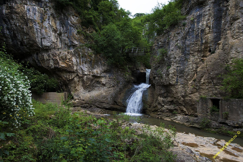 Дряновский водопад