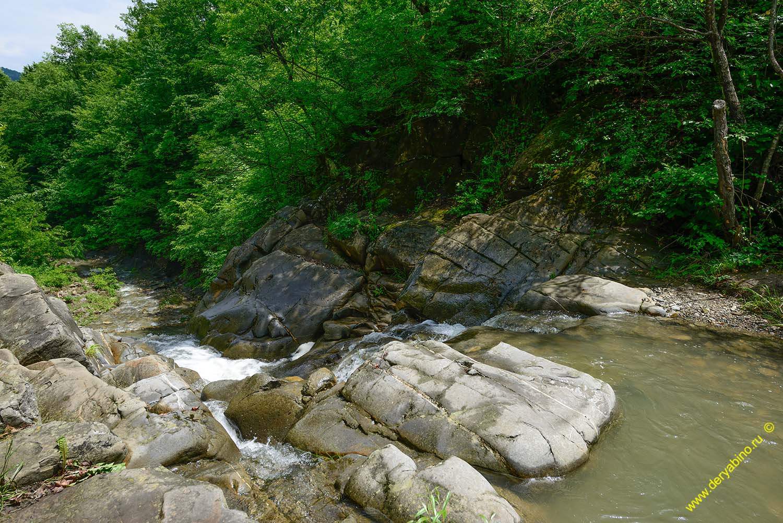 Водопад Калейца