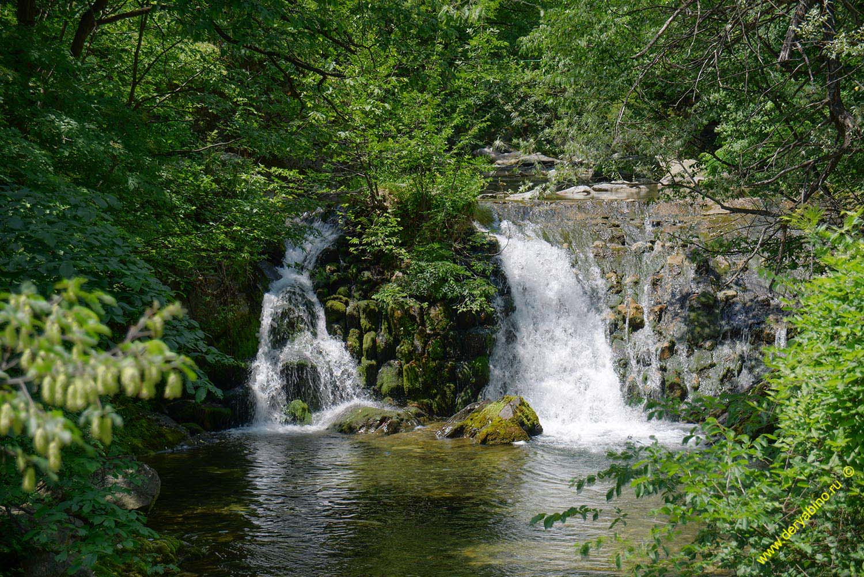 Водопад в г.Карлово