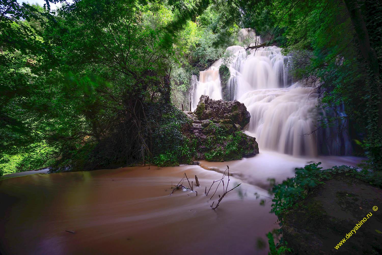 Водопад Крушуна