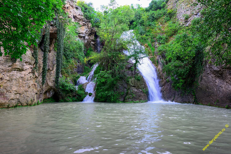 Хотницкий водопад