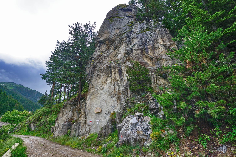 Скальный феномен Главата Болгария Bulgaria