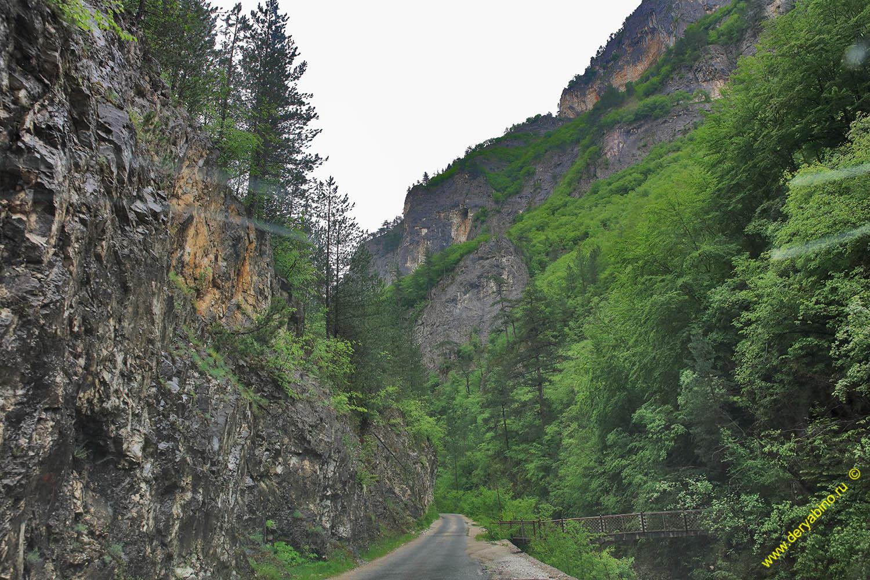 Ягодинское горло Yagodinskoe Gorge Болгария Bulgaria