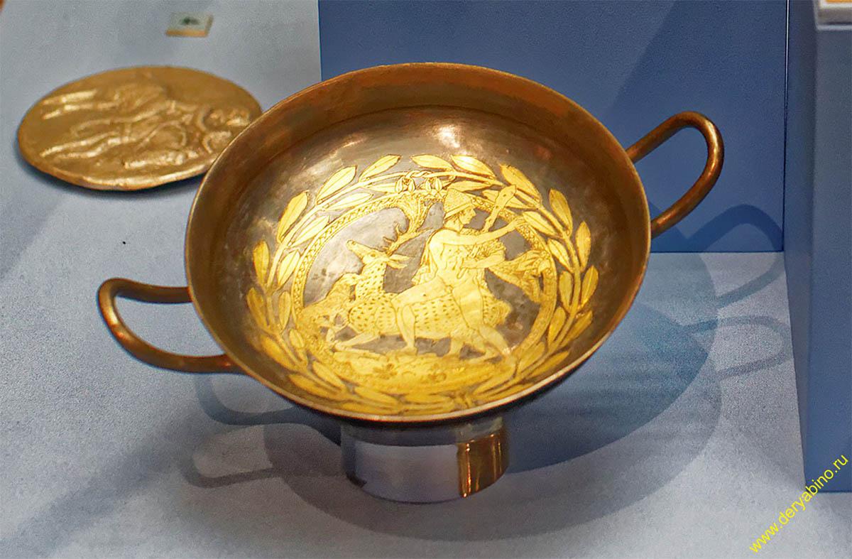 Золото Фракии Болгария Bulgaria
