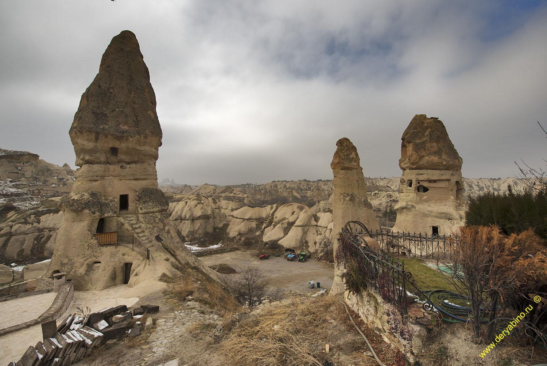 Гёреме Goreme Каппадокия Cappadoсia