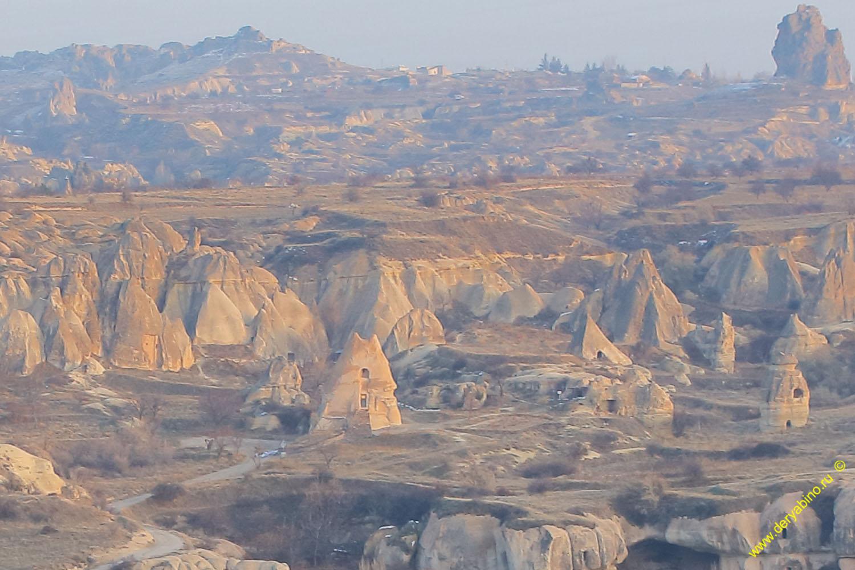 Эль-Назар El Nazar Гёреме Goreme Каппадокия Cappadoсia