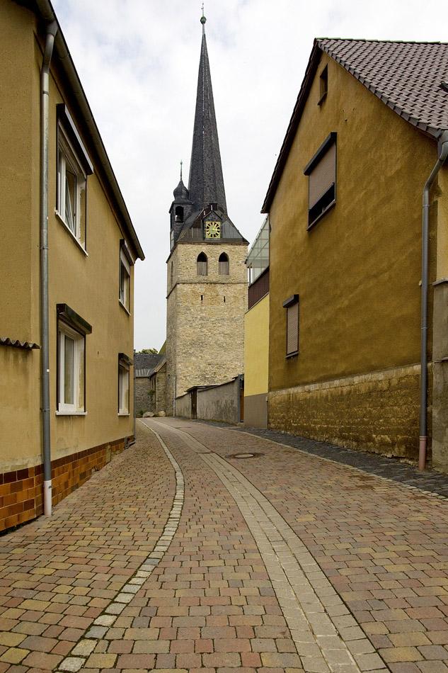 ����� �������� (Cochstedt), ����� Kirche