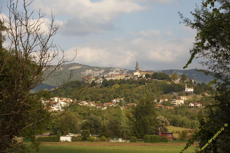 Хорватия Город Бузет Croatia