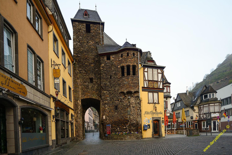 Город Кохем Stadt Cochem