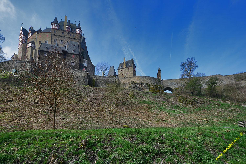 Замок Эльц Castle Burg Eltz