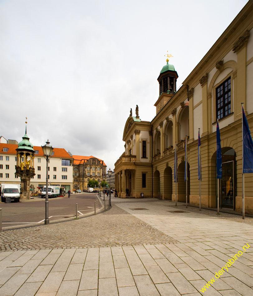 Магдебург Magdeburg Townhall