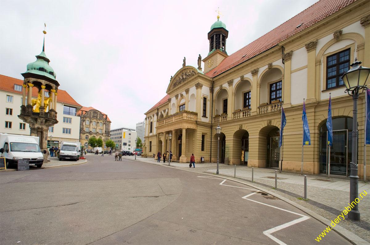 Магдебург Magdeburg City Hall