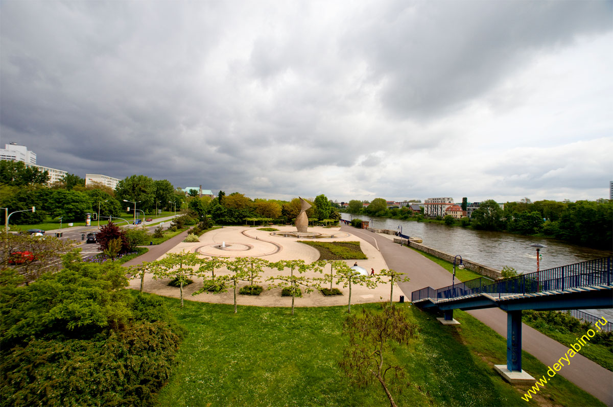 Магдебург Magdeburg
