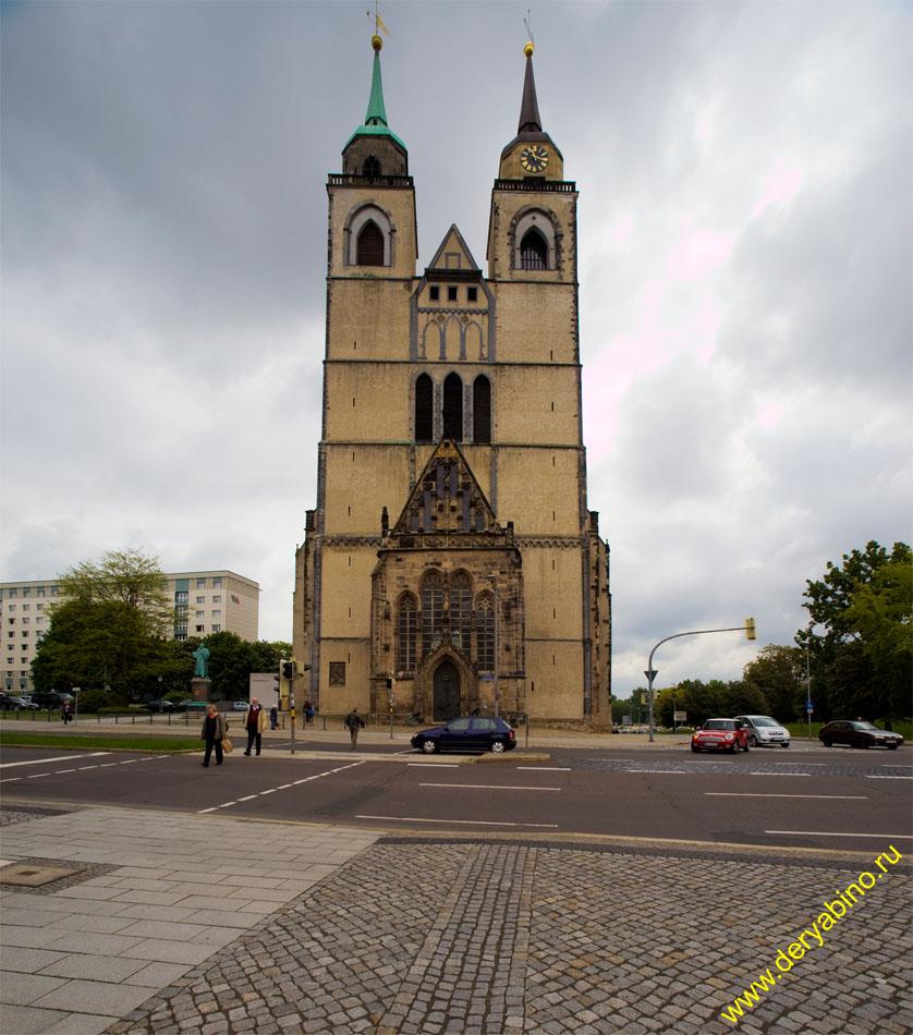 Магдебург Magdeburg St.JohannisKirche