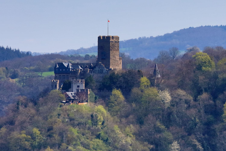 Замок Ланек